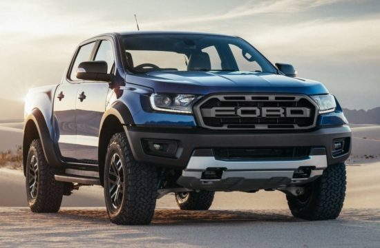 2019 Ford Ranger Raptor 1 550x360 at 2019 Ford Ranger Raptor Revealed with Diesel Engine