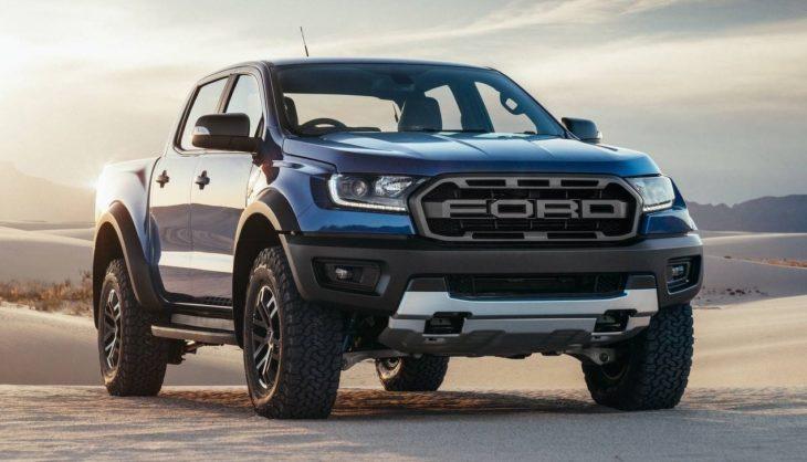 2019 Ford Ranger Raptor 1 730x418 at 2019 Ford Ranger Raptor Revealed with Diesel Engine
