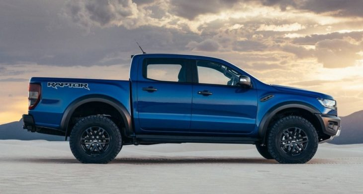 2019 Ford Ranger Raptor 3 730x392 at 2019 Ford Ranger Raptor Revealed with Diesel Engine