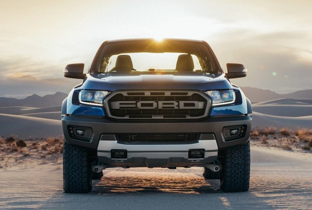 2019 ford ranger raptor revealed with diesel engine. Black Bedroom Furniture Sets. Home Design Ideas