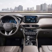 2019 Hyundai Santa Fe Interior 0 175x175 at 2019 Hyundai Santa Fe Revealed in First Commercial