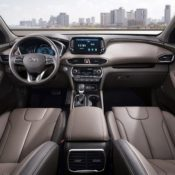 2019 Hyundai Santa Fe Interior 2 175x175 at 2019 Hyundai Santa Fe Revealed in First Commercial