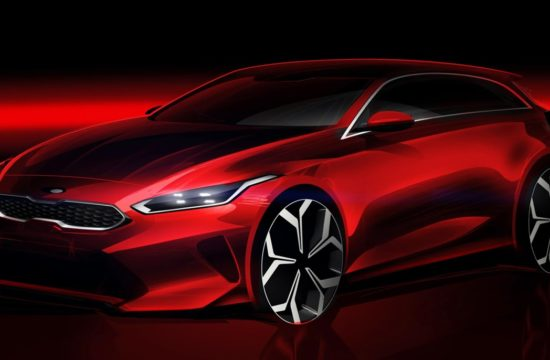 2019 Kia Ceed preview 550x360 at 2019 Kia Ceed Has European Flavor   First Look