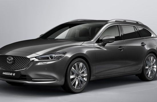 2019 Mazda6 Tourer 1 550x360 at 2019 Mazda6 Tourer (Wagon) Confirmed for Geneva Debut