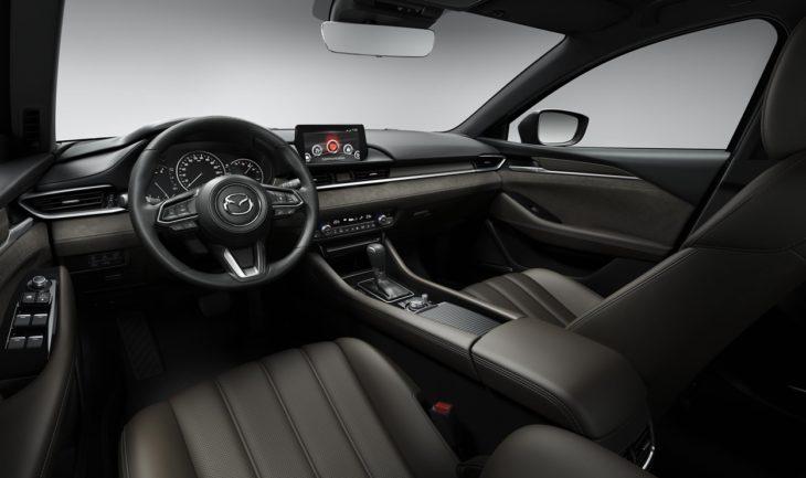 2019 Mazda6 Tourer 2 730x433 at 2019 Mazda6 Tourer (Wagon) Confirmed for Geneva Debut