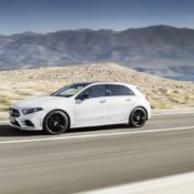 2019 Mercedes A Class 1 175x175 at 2019 Mercedes A Class Is a Mini CLS with S Class Features