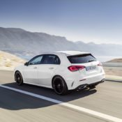 2019 Mercedes A Class 2 175x175 at 2019 Mercedes A Class Is a Mini CLS with S Class Features
