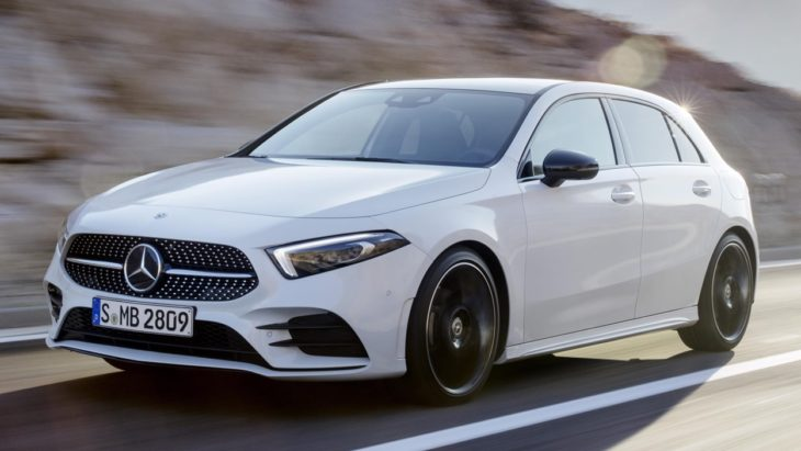 2019 Mercedes A Class top 730x411 at 2019 Mercedes A Class Is a Mini CLS with S Class Features