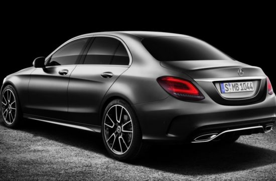 2019 Mercedes C Class 3 550x360 at 2019 Mercedes C Class   Details, Pictures and Specs
