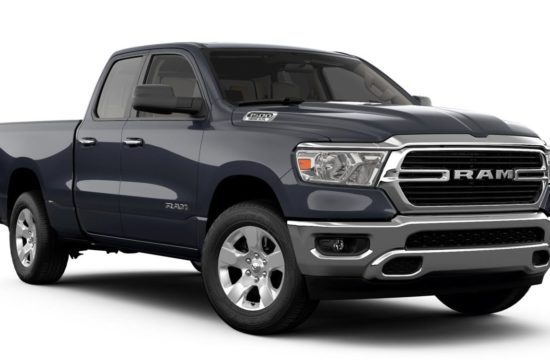 2019 Ram 1500 Lone Star 1 550x360 at 2019 Ram 1500 Lone Star Makes Debut in Dallas