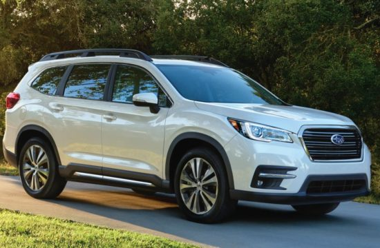 2019 Subaru Ascent MSRP 550x360 at 2019 Subaru Ascent Priced from $31,995 in America