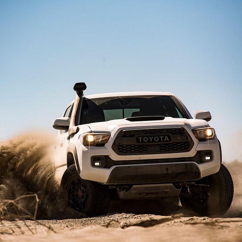 2019 Toyota 86: 2019 Toyota TRD Pro Series: Tacoma, 4Runner, Tundra