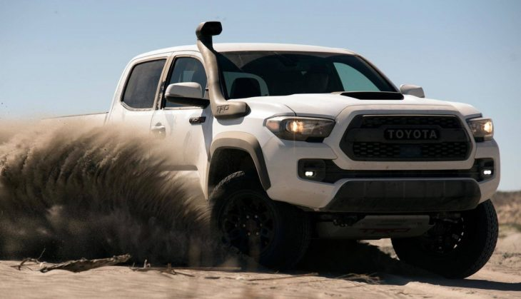 2019 Toyota TRD Pro Series 4 730x419 at 2019 Toyota TRD Pro Series: Tacoma, 4Runner, Tundra