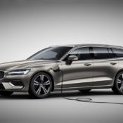 2019 Volvo V60 8 175x175 at 2019 Volvo V60 Revealed with Superb Looks & Technology