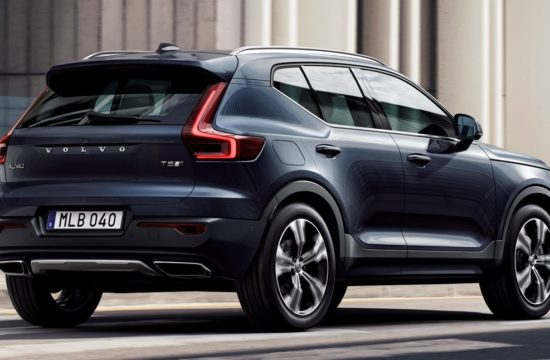 2019 Volvo XC40 T3 0 550x360 at 2019 Volvo XC40 Gains 3 Cylinder Drive E Engine