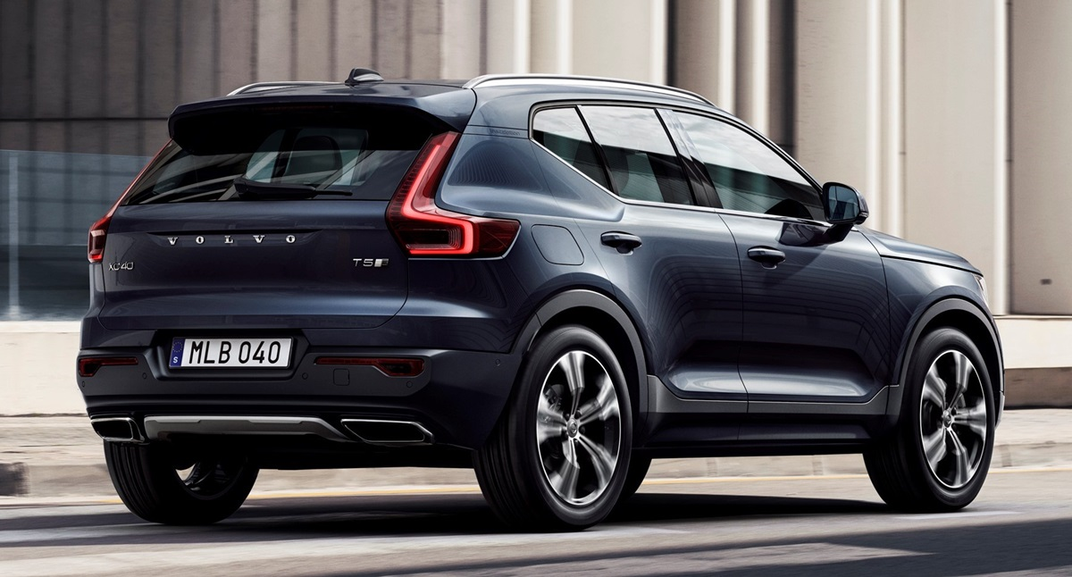 2019 volvo xc40 gains 3 cylinder drive e engine. Black Bedroom Furniture Sets. Home Design Ideas