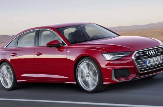 2019 audi a6 1 550x360 at 2019 Audi A6 Is a Veritable Tech Fest