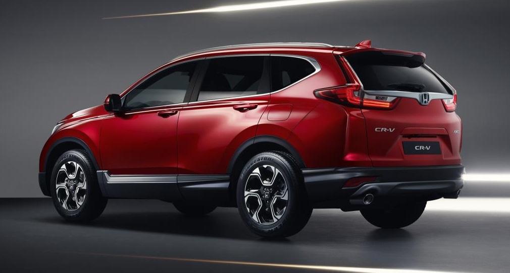 2019 Honda CR-V Revealed Ahead of Geneva Debut