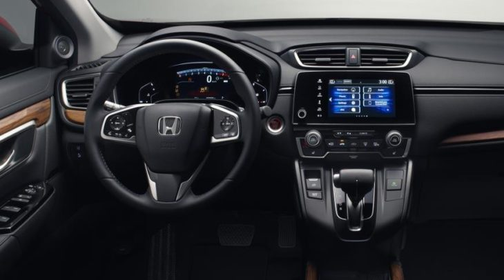 2019 honda cr v 8 730x406 at 2019 Honda CR V Revealed Ahead of Geneva Debut