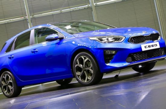 2019 kia ceed 1 550x360 at 2019 Kia Ceed Unveiled with Level 2 Autonomy