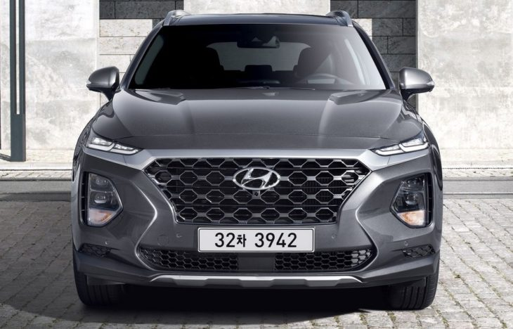 2019 santa fe 2 730x468 at 2019 Hyundai Santa Fe Specs and Details (KDM)