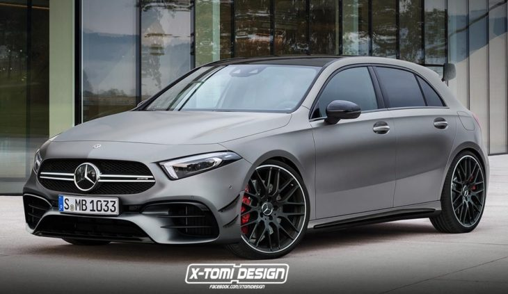 2020 Mercedes AMG A45 730x423 at This Is the 2020 Mercedes AMG A45, Probably