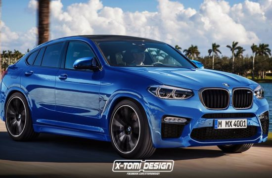 2020 bmw x4m 550x360 at 2020 BMW X4M Speculatively Rendered, Looks Great