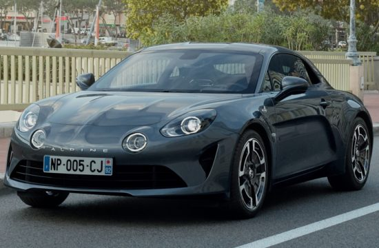 A110 Legende2 550x360 at Alpine A110 Premiere and Légende Editions Coming to Geneva