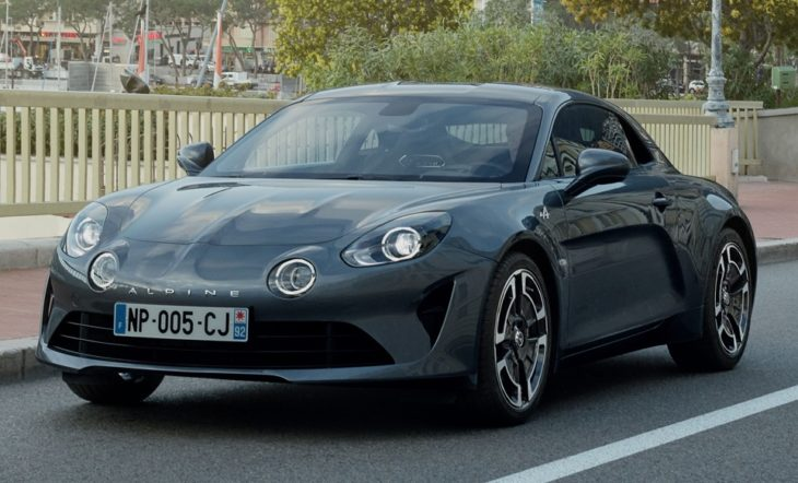 A110 Legende2 730x442 at Alpine A110 Premiere and Légende Editions Coming to Geneva