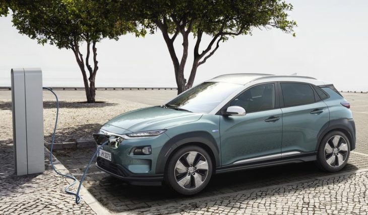 All New Hyundai Kona Electric 1 730x428 at 2019 Hyundai Kona Electric Goes Official with 292 Mile Range