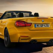 BMW M4 Convertible Edition 30 Jahre 3 175x175 at Official: BMW M4 Convertible Edition 30 Jahre Limited