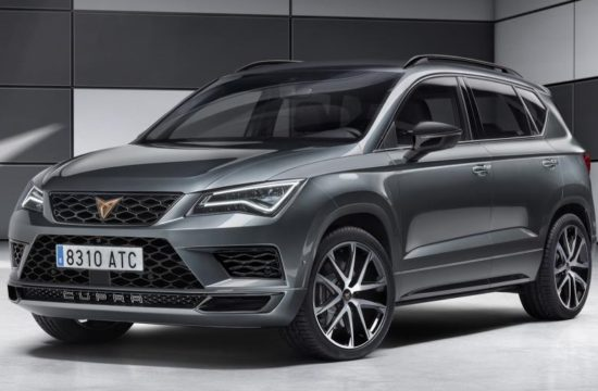CUPRA Ateca 001H 550x360 at CUPRA Ateca Is SEATs Sub Brands First Product