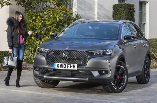 DS 7 Crossback 0 550x360 at 2018 DS 7 Crossback UK Pricing and Specs Announced