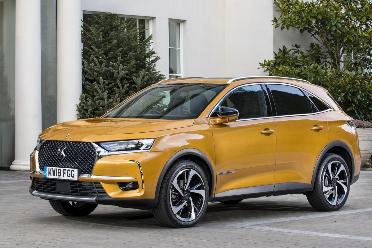 2018 ds 7 crossback uk pricing and specs announced. Black Bedroom Furniture Sets. Home Design Ideas