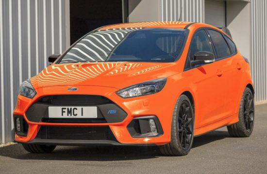 Ford Focus RS Heritage Edition 1 550x360 at UK Only: Ford Focus RS Heritage Edition
