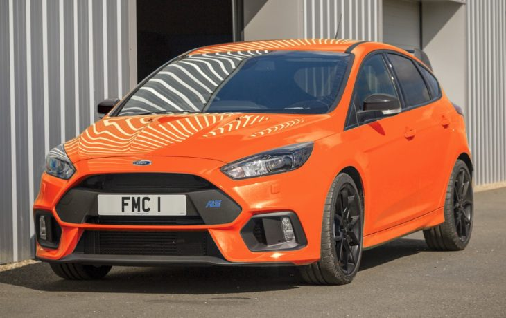 Ford Focus RS Heritage Edition 1 730x460 at UK Only: Ford Focus RS Heritage Edition