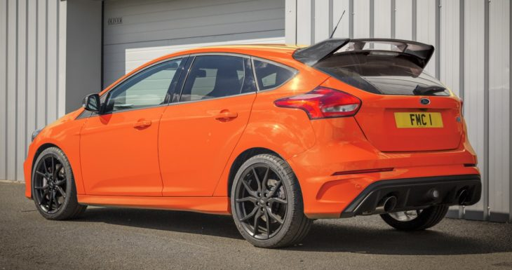 Ford Focus RS Heritage Edition 2 730x385 at UK Only: Ford Focus RS Heritage Edition
