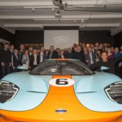 Gulf Liveried 2018 Ford GT 2 175x175 at Gulf Liveried 2018 Ford GT Delivered to Danish Racing Driver