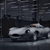 Jaguar D Type Race Car 1 175x175 at Jaguar D Type Race Car Re Enters Production After 62 Years