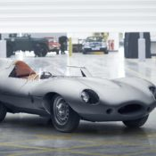 Jaguar D Type Race Car 3 175x175 at Jaguar D Type Race Car Re Enters Production After 62 Years