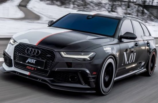 Jon Olsson Gets New ABT Audi RS6 1 550x360 at Jon Olsson Gets New ABT Audi RS6+ Phoenix