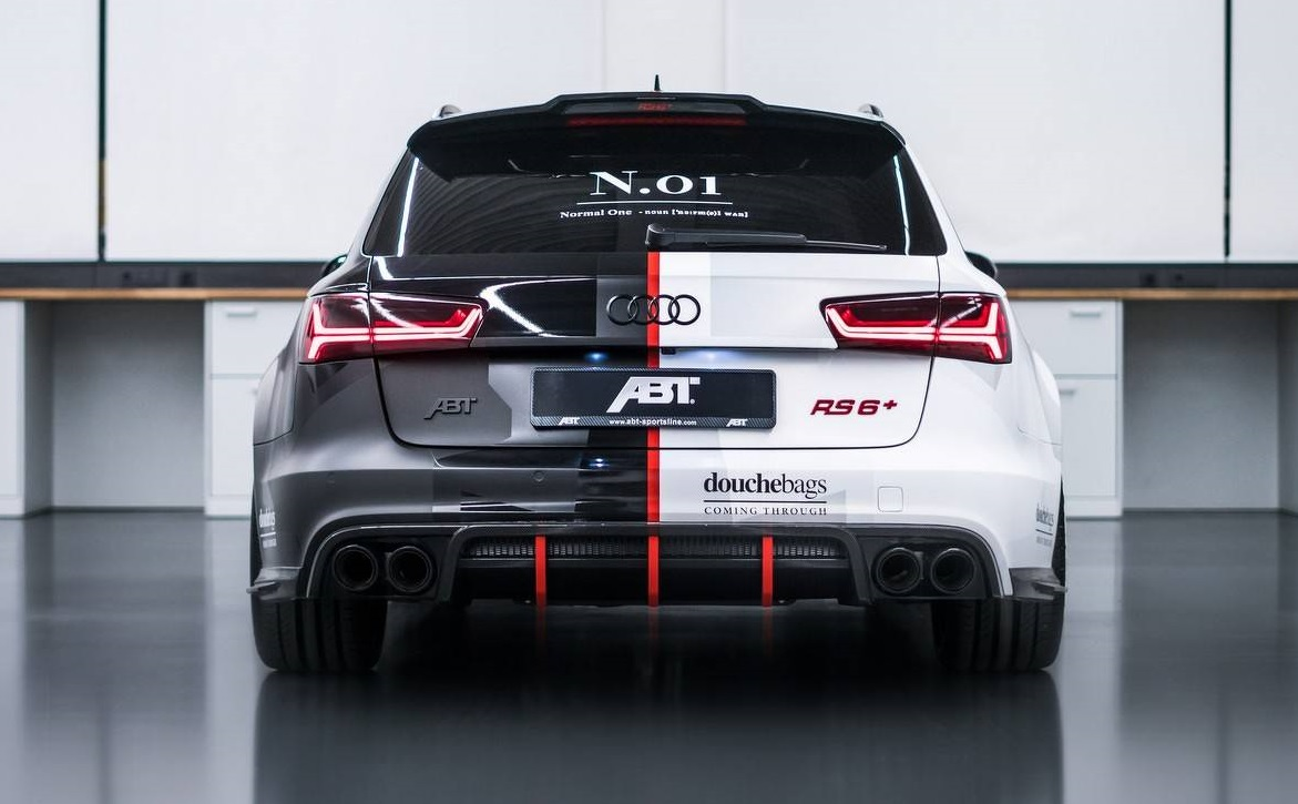 Jon Olsson Gets New Abt Audi Rs6 Phoenix