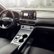Kona Electric Interior 2 175x175 at 2019 Hyundai Kona Electric Goes Official with 292 Mile Range