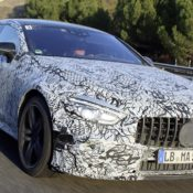 Mercedes AMG GT Coupe mule 1 175x175 at Production Mercedes AMG GT Coupe Set for Geneva Debut