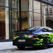 Mercedes AMG GT Four Door wrap 1 175x175 at Mercedes AMG GT Four Door Surfaces in Unique Camo Wrap