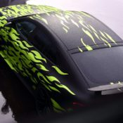 Mercedes AMG GT Four Door wrap 2 175x175 at Mercedes AMG GT Four Door Surfaces in Unique Camo Wrap