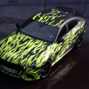 Mercedes AMG GT Four Door wrap 5 175x175 at Mercedes AMG GT Four Door Surfaces in Unique Camo Wrap