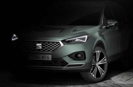 New SEAT Tarraco 550x360 at 2019 SEAT Tarraco Named and Teased