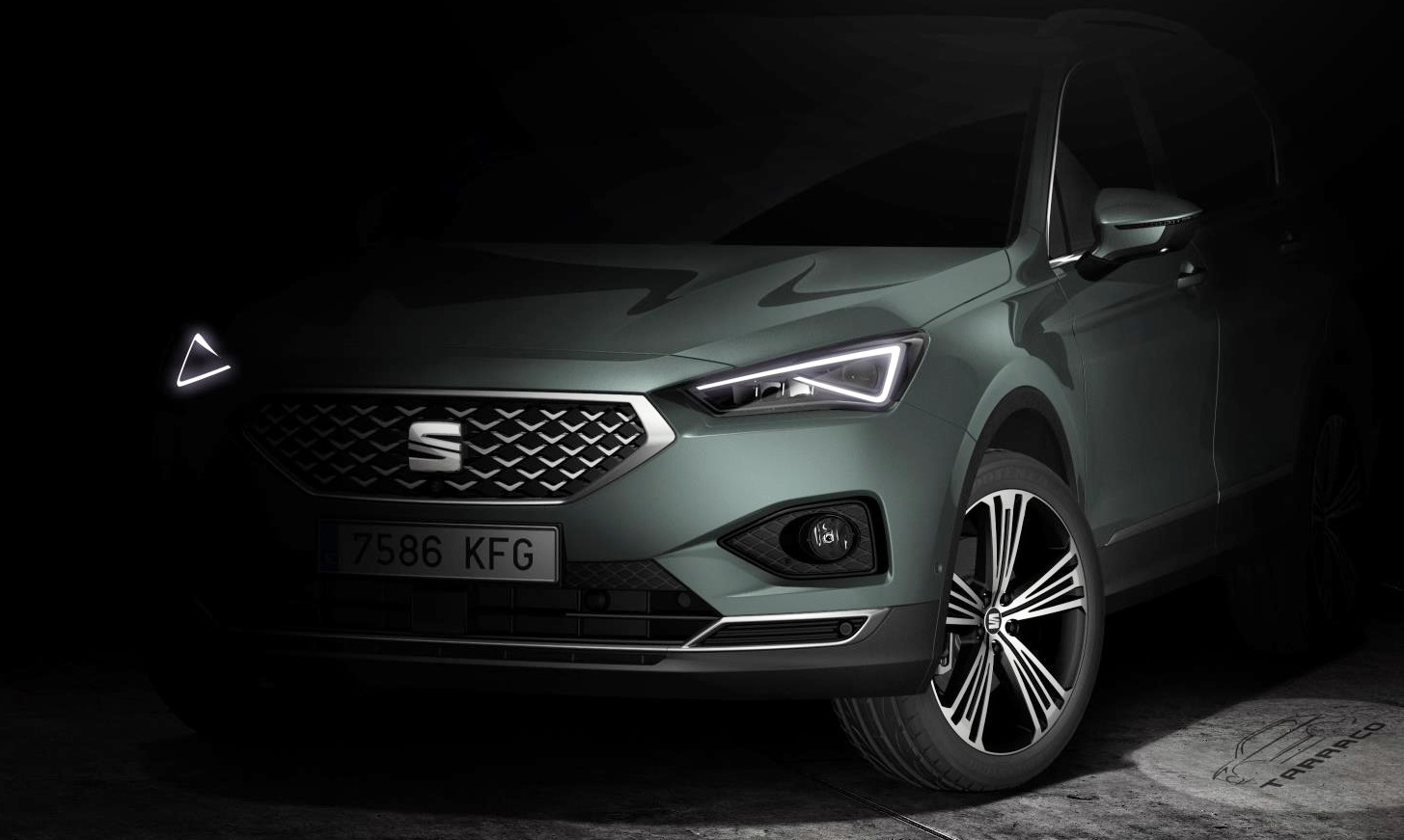 2019 Seat Tarraco Named And Teased