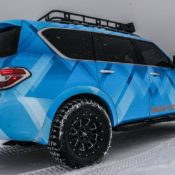 Nissan Armada Snow Patrol 2 175x175 at Nissan Armada Snow Patrol Is the Perfect Match for 370Zki